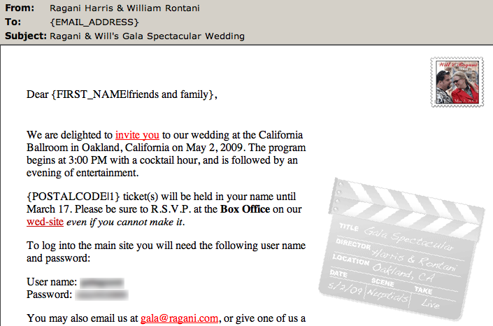 how to create email wedding invitations that save money and are,